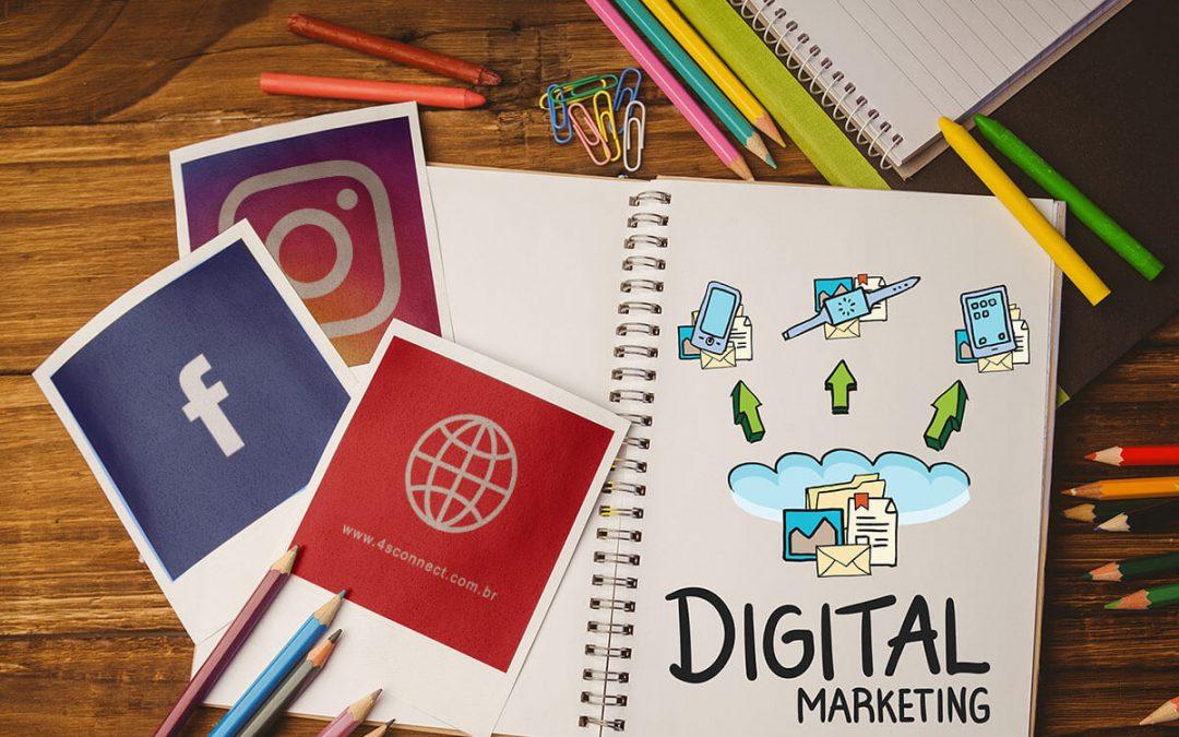 Marketing digital, porque investir e por onde começar.